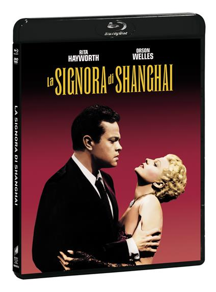 La signora di Shanghai (DVD + Blu-ray) di Orson Welles - DVD + Blu-ray