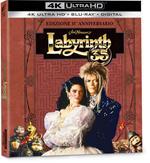 Labyrinth. Dove tutto è possibile (Anniversary Edition Blu-ray + Blu-ray Ultra HD 4K)