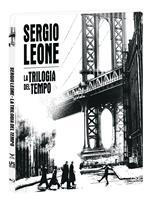 Cofanetto Sergio Leone. La trilogia del tempo. Steelbook + Libro (3 Blu-ray)