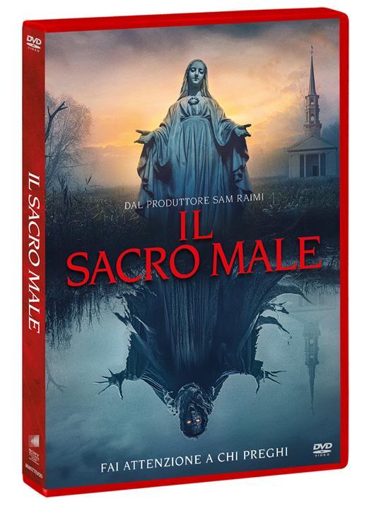 Il sacro male (DVD) di Evan Spiliotopoulos - DVD