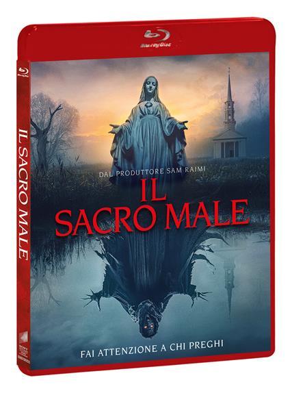 Il sacro male (Blu-ray) di Evan Spiliotopoulos - Blu-ray
