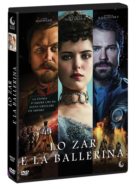 Lo Zar e la ballerina (DVD) di Aleksey Uchitel - DVD - 2