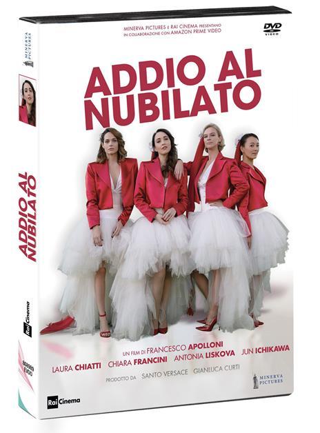 Addio al nubilato (DVD) di Francesco Apolloni - DVD