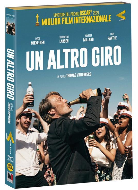 Un altro giro (DVD) di Thomas Vinterberg - DVD