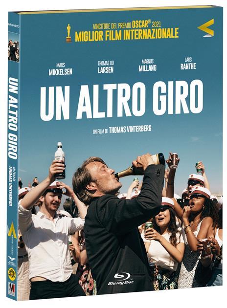 Un altro giro (Blu-ray) di Thomas Vinterberg - Blu-ray