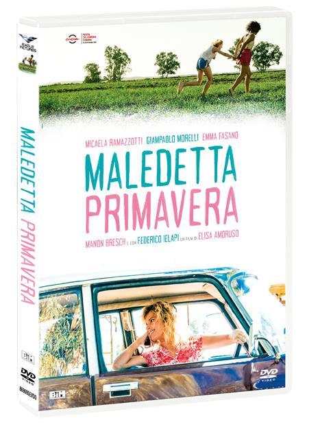 Maledetta Primavera (DVD) di Elisa Amoruso - DVD - 2
