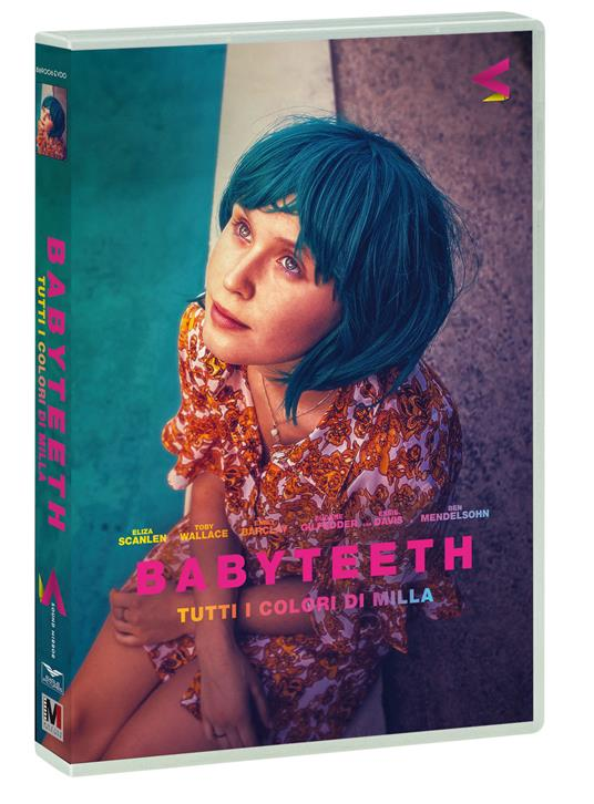 Babyteeth (DVD) di Shannon Murphy - DVD