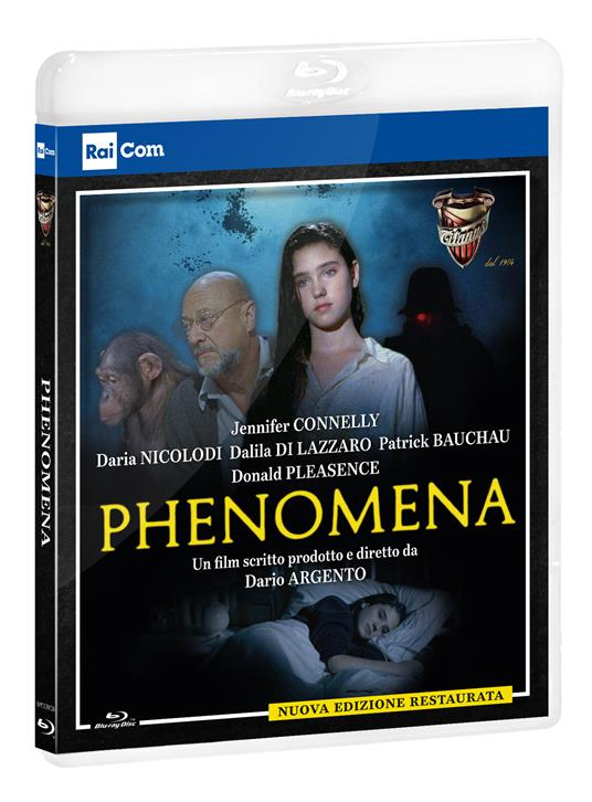 Phenomena (Blu-ray) di Dario Argento - Blu-ray