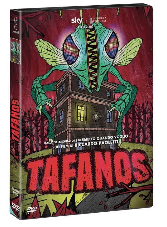 Tafanos (DVD) di Riccardo Paoletti - DVD