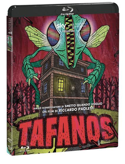 Tafanos (Blu-ray) di Riccardo Paoletti - Blu-ray