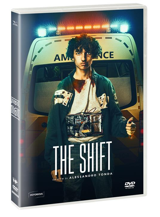 The Shift (DVD) di Alessandro Tonda - DVD