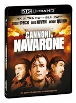 I cannoni di Navarone (Blu-ray + Blu-ray Ultra HD 4K)