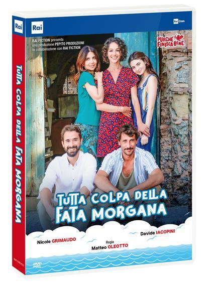 Purchè finisca bene. Tutta colpa della fata Morgana (DVD) di Matteo Oleotto - DVD
