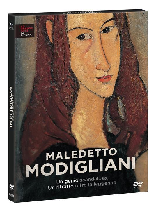 Maledetto Modigliani (DVD) di Valeria Parisi - DVD