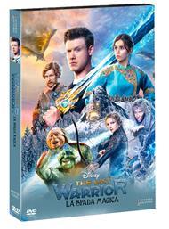 The Last Warrior. Le origini (DVD)