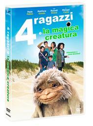 4 ragazzi e la magica creatura (DVD)