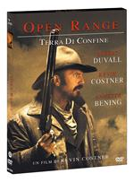 Terra di confine. Open Range. Evergreen Collection (DVD)