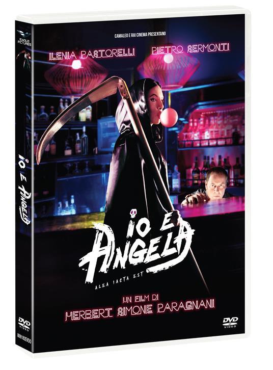 Io e Angela (DVD) di Gianni Corsi,Herbert Simone Paragnani - DVD