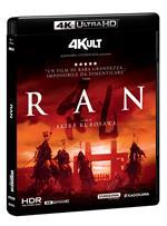 Ran (4Kult + Card numerata) (Blu-ray + Blu-ray Ultra HD 4K)