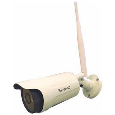 Bravo Captain Telecamera di sicurezza IP Interno e esterno Capocorda Parete 1280 x 720 Pixel