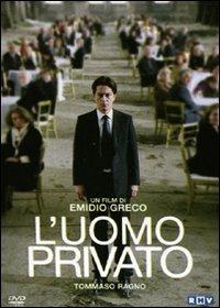 L' uomo privato di Emidio Greco - DVD