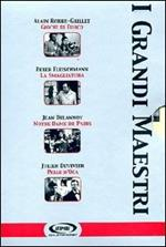 I grandi maestri. Vol. 3 (4 DVD)