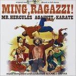 Ming Ragazzi (Colonna sonora) - CD Audio di Carlo Savina