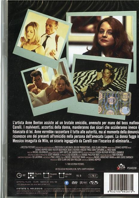 Ore contate di Dennis Hopper - DVD - 2