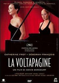 La voltapagine di Denis Dercourt - DVD