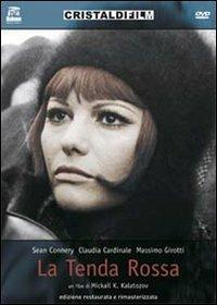 La tenda rossa di Mikhail Konstantinovic Kalatozov - DVD