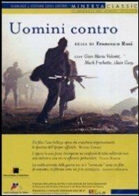Uomini contro (DVD) di Francesco Rosi - DVD