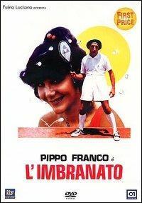 L' imbranato di Pier Francesco Pingitore - DVD