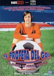 Il profeta del gol. La storia di Johan Cruiyff (DVD)