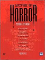Masters of Horror. Stagione 2. Vol. 2