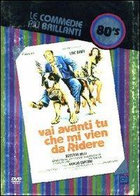 Vai avanti tu che mi vien da ridere di Giorgio Capitani - DVD
