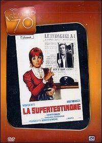 La supertestimone di Franco Giraldi - DVD