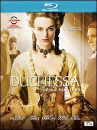 La duchessa di Saul Dibb - Blu-ray