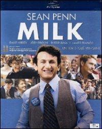 Milk di Gus Van Sant - Blu-ray