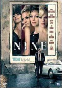Nine di Rob Marshall - DVD