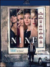 Nine di Rob Marshall - Blu-ray