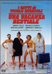 Una vacanza bestiale di Carlo Vanzina - DVD