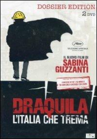Draquila. L'Italia che trema di Sabina Guzzanti - DVD