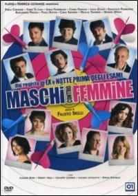 Maschi contro femmine di Fausto Brizzi - DVD