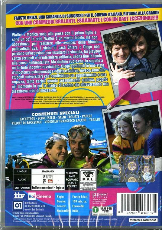 Maschi contro femmine di Fausto Brizzi - DVD - 2