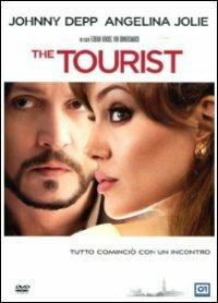 The Tourist di Florian Henckel von Donnersmarck - DVD