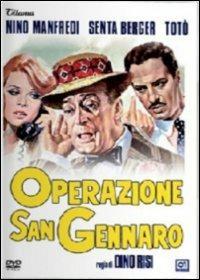 Operazione San Gennaro di Dino Risi - DVD