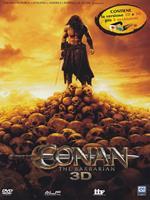 Conan the Barbarian 3D (DVD + DVD 3D)