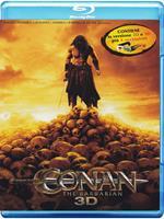 Conan the Barbarian 3D (Blu-ray + Blu-ray 3D)