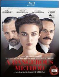 A Dangerous Method di David Cronenberg - Blu-ray