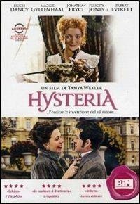 Hysteria di Tanya Wexler - DVD